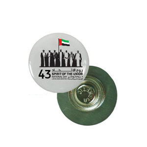Uae-national-day-round-button-badges-magnet-badge-pin-tie-clips