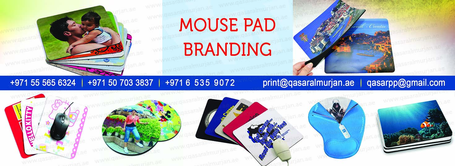 Online Buy Wholesale mouse pad with logo printing in UAE, Dubai